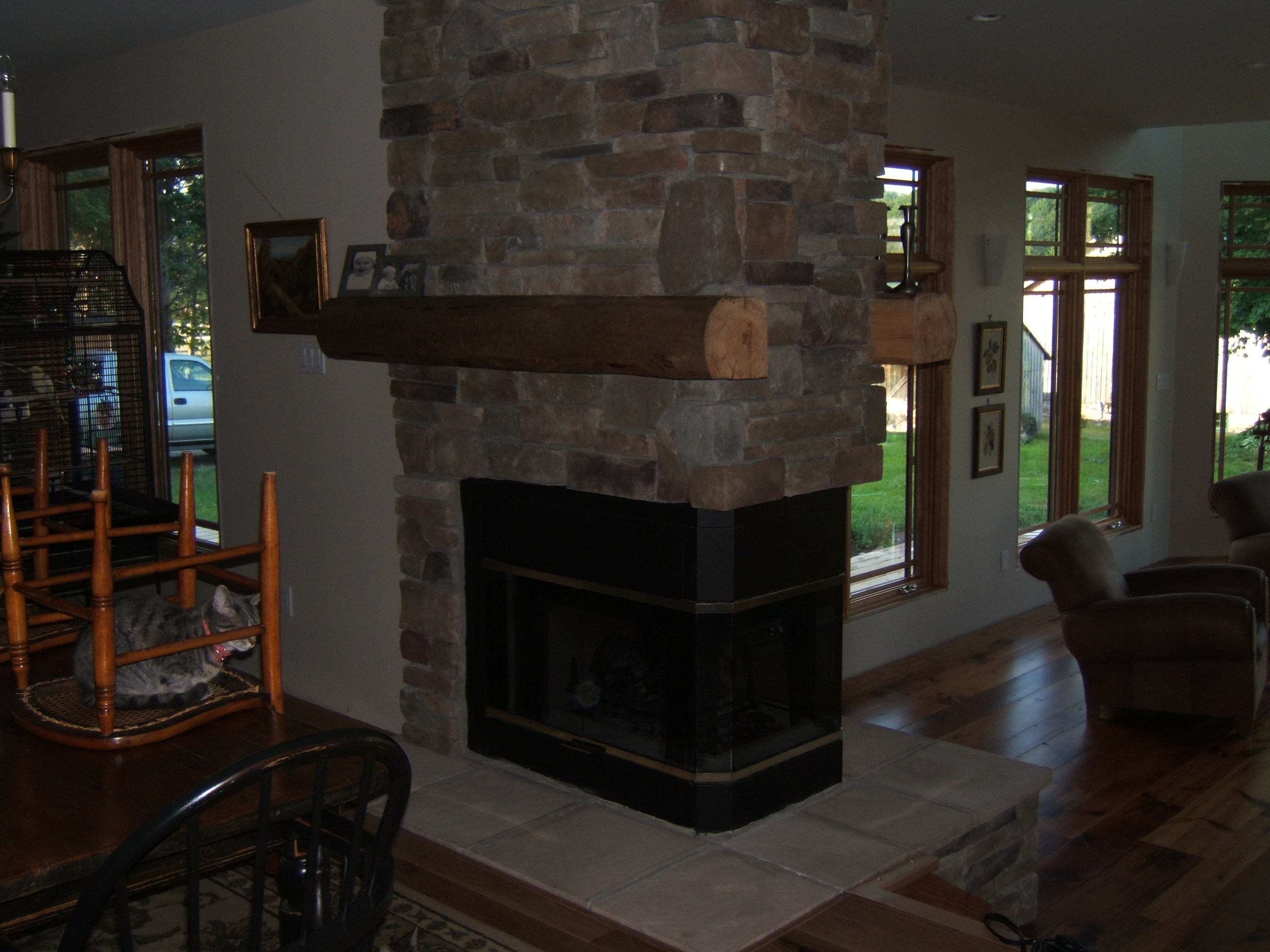 cultured stone wainscoting the cultured stoners