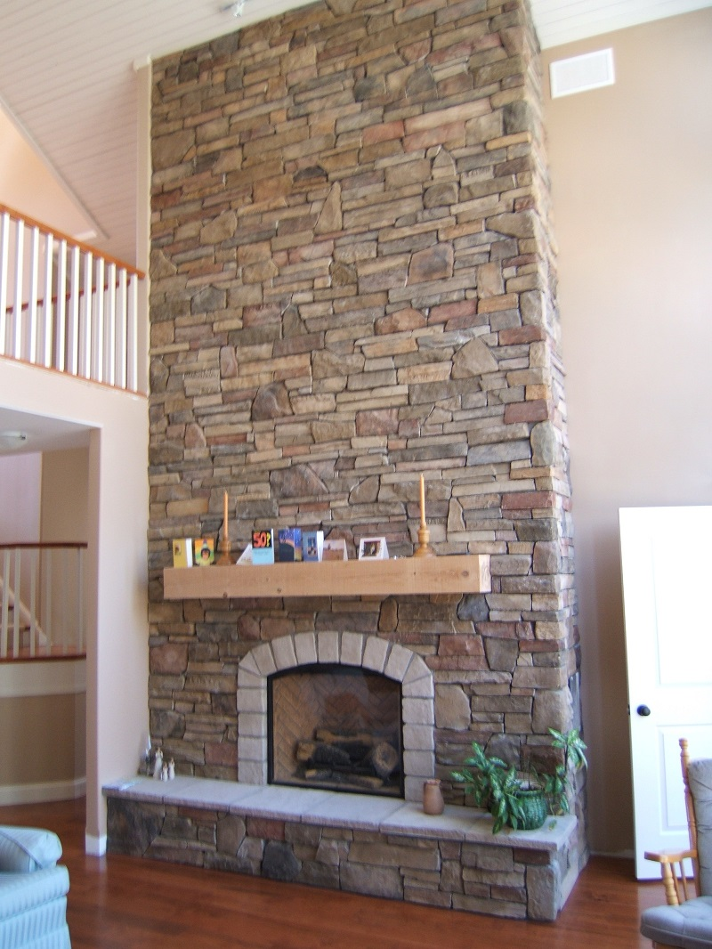 Wondrous Cultured Stone Fireplaces The Cultured Stoners Download Free Architecture Designs Ferenbritishbridgeorg