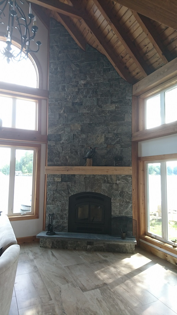 full continental natural room stone fireplace inc veneer gallery fireplaces landscaping and